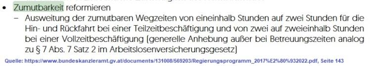 2018-01-12_Regierungserklaerung-schwarzblau-2017_Zumutbarkeit_Wegzeiten