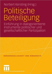 2019-06-03_Verlag-fuer-Sozialwissenschaften_Norbert-Kersting_Politische-Beteiligung_Titelseite